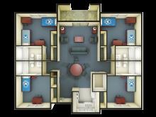 Sauvignon Floor Plan