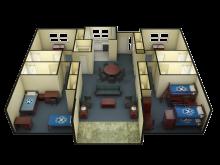 4 bedroom Sauvignon triple