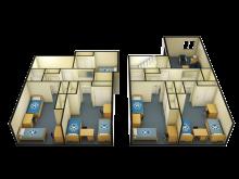 5 Bedroom 3D